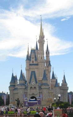 Walt Disney Florida..can't wait to go back but this time with my kids