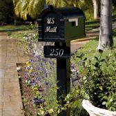 Signature Keystone Series Mailbox  Standard Post Packages