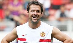 Michael Owen.   I can' believe no one has pinned him yet.  I would like to pin him <3