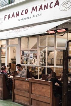If you make it over to eclectic Brixton in south London, these are some great options for food.