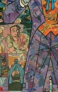 Joker cómic Collage impresión de Giclee   Etsy Bruce Timm, Harley Quinn, Comic Collage, Joker Comic, Detective Comics, Cultura Pop, Dark Knight, The Darkest, City Photo