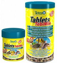 TetraTabiMin -tabletti, 2 kokoa. Hinta 17,90 €