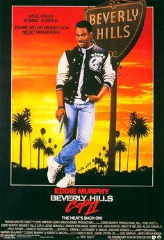 Poster zum Film: Beverly Hills Cop II                              …