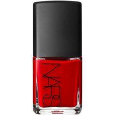Nars Nail Polish (€17) ❤ liked on Polyvore featuring beauty products, nail care, nail polish, shiny nail polish and nars cosmetics