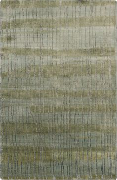 A very sophisticated hand knotted wool rug as part of the Luminous Collection by designer @Candice Olson will add the luxurious touch to any room. From Surya.(LMN-3020)