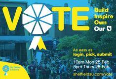 Sheffield Students' Union 2019 Students' Union, Sheffield