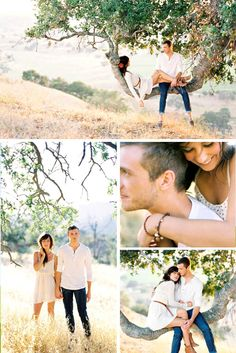 Most Creative Themed Engagement Photos ❤ See more: http://www.weddingforward.com/themed-engagement-photos/ #wedding #engagement #photos