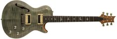 SE Zach Myers Electric Guitar - Trampas Green - Long & McQuade - Paul Reed Smith
