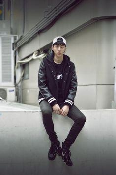 nam joo hyuk - Is he really Jungshin? Asian Men Fashion, Korean Fashion Trends, Korean Street Fashion, Fashion 101, Mens Fashion, Sport Fashion, Korean Male Models, Korean Men, Korean Idols