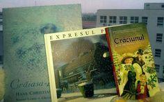 3 cărți despre iarnă pe care trebuie să le citești copiilor