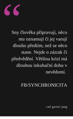 synchronicity, synchronicita, Jung, naplněný život, osobní rozvoj, sny., sen, nevědomí