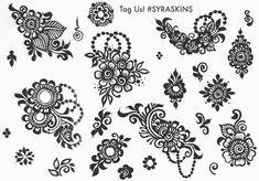 Фотография Henna Designs Paper, Saree Painting Designs, Henna Designs Feet, Mehndi Art Designs, Mehndi Patterns, Simple Mehndi Designs, Henna Tattoo Designs, Dulhan Mehndi Designs, Henna Mehndi