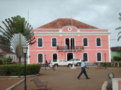 Colonial building São Tomé e Principé