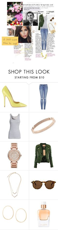 """Open your eyes"" by amber-daylight ❤ liked on Polyvore featuring Jimmy Choo, Chanel, Topshop, Splendid, Michael Kors, Monki, Delfina Delettrez and Hermès"