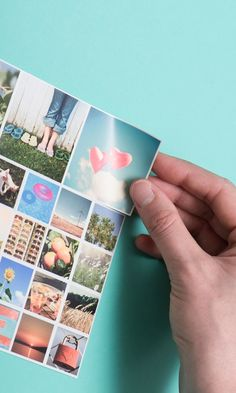 These cute stickers can be made with photos from your Instagram, camera-roll or desktop. A nice idea to stick your memories around! And they do free delivery worldwide.