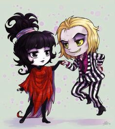 Anybody remember the beetlejuice cartoon?
