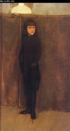 Fernand Khnopff Portrait of Jules Philippson