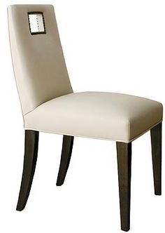 jan rosol furniture design - online store - custom made upholstered dining chairs and desk chairs - new york