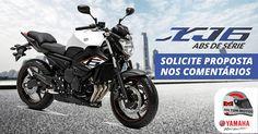 HILTON MOTOS: Yamaha XJ6 N ABS - Desempenho empolgante e agilida...
