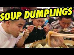 Soup Dumplings...  mmmm....