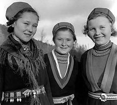 Sami Teenagers