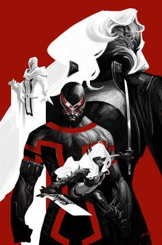 Uncanny X-Men by Alexander Lozano