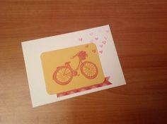 Postal love bike DIY