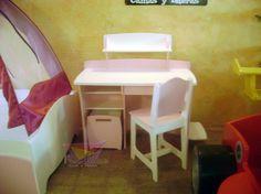kidsworld.2000@yahoo.com.mx, 01442 690 48 41 Y WHATSAPP 442 323 98 27... ESCRITORIO INFANTIL MUY PRACTICO Y FUNCIONAL #escritorio #muebles para niños #mueblecitos #silla #muebles infantiles #muebles prácticos #rosa
