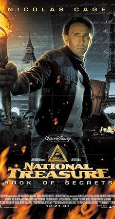 National Treasure: Book of Secrets (2007) - IMDb