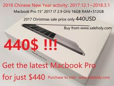 Buy apple macbook pro wholesale price 440USD