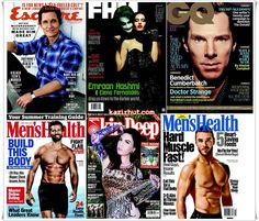 Men's Magazine Bundle October 2016 | True PDF | 8 Titles
