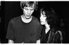 suicidewatch:    Tom Verlaine & Patti Smith