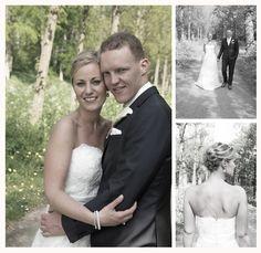 Het huwelijk van Michel & Femke in Vollenhove.