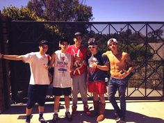 """We love our bread, we love our butter. But most of all, we love each other! And you guys <3 (:""- janoskians"