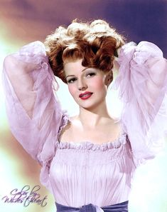 """Rita Hayworth in """"Gilda"""" 1946"""