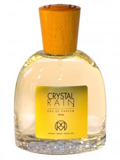 The Scented Apprentice: Renier Perfumes Crystal Rain EDP (New) (Review)