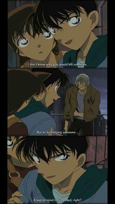 Detective Conan: Shinichi Kudo's NY Case~ you don't need a reason to help people
