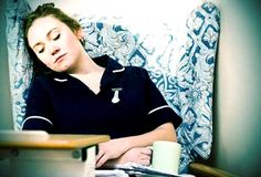 Interesting article on night shift workers... good tips, some of which I have been doing.