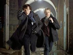 The Stuff of Legend: Review: Sherlock - Series 1
