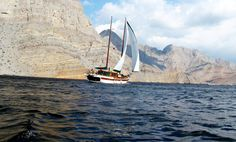 Oman | Sailing, Musandam. credit: totanjiterhal. view on Fb https://www.facebook.com/OmanPocketGuide #oman #traveltooman #destination