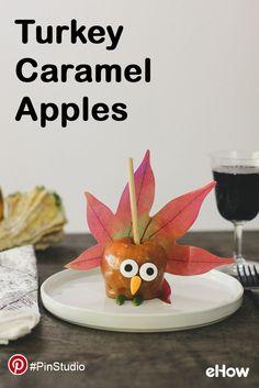 Turn plain caramel a
