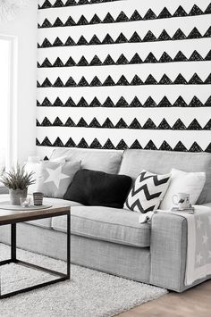 Hello! We love this beautiful Triangle Wallpaper Pattern. And were sure youll love it too. Read below for more details. But before that, remember: