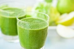 Dr Oz glowing green smoothie for radiant skin.