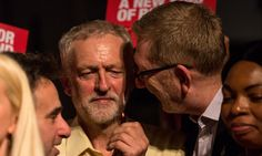 Union leader accuses Labour figures of setting 'false traps' for leader, as polls suggest party is on course for worst local election results in 35 years