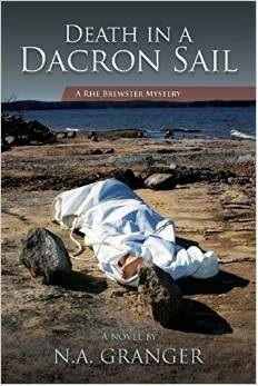 Rosie's Book Review Team #RBRT Death In A Dacron Sail by Noelle Granger @rhebrewster #SundayBlogShare