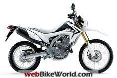 Honda CRF 250L Dual-Sport Motorcycle