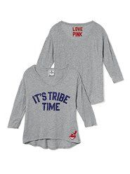 apparently Victoria's Secret makes Cleveland Indians gear...WHY did I not know this until now...must have!!