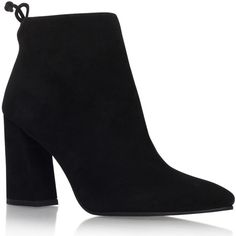 Stuart Weitzman Black Grandoise Ankle Boot (16.390 UYU) ❤ liked on Polyvore featuring shoes, boots, ankle booties, ankle boots, heels, black ankle boots, black heeled booties, high heel ankle boots and short black boots