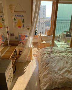 Home Remodel Decor .Home Remodel Decor Room Ideas Bedroom, Diy Room Decor, Bedroom Decor, Bedroom Bed, Bedroom Inspo, Study Room Decor, Decor Crafts, Home Decor, Deco Studio