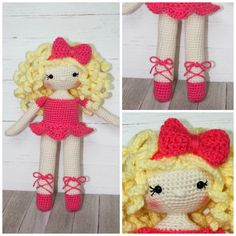 The Friendly Grace Doll